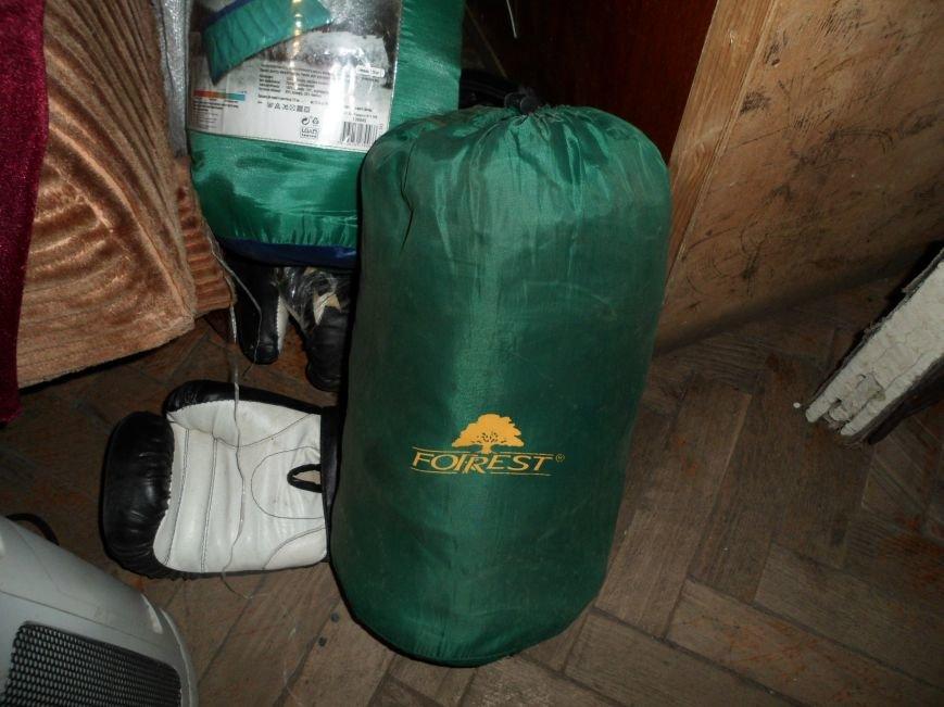 В Каменском при раскрытии краж из домовладений обнаружили плантацию конопли, фото-8