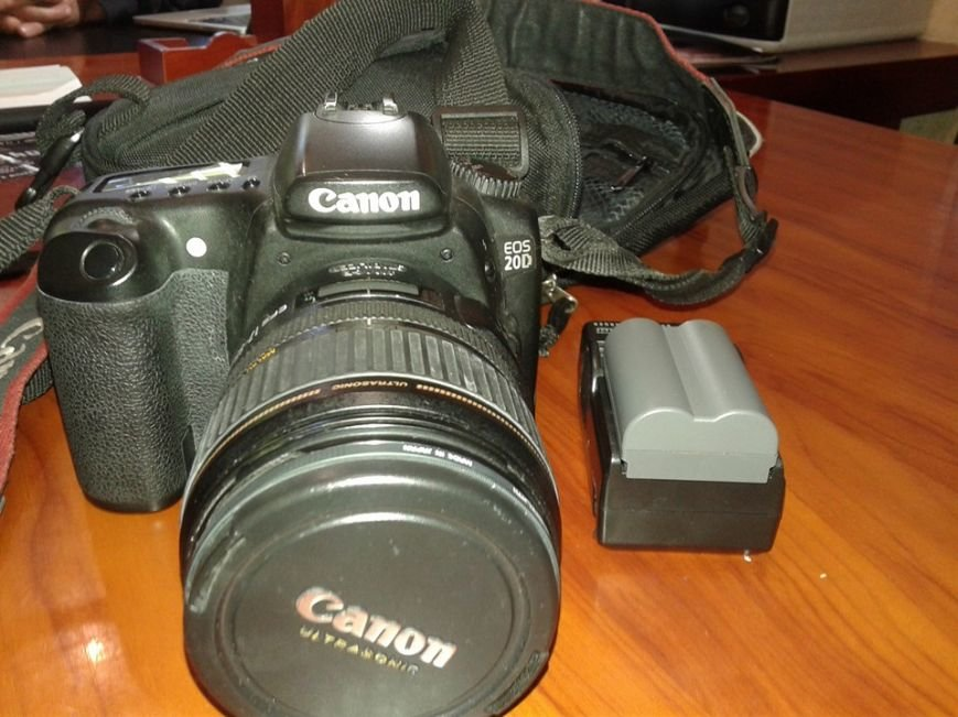 Мариупольчанка после просмотра фильма о пасторе Мохненко подарила ему свой фотоаппарат (ФОТО), фото-4