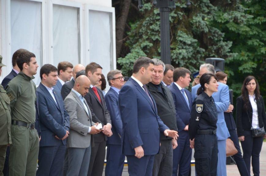 Премьер-министр в Мариуполе (ФОТОПЯТНИЦА), фото-16