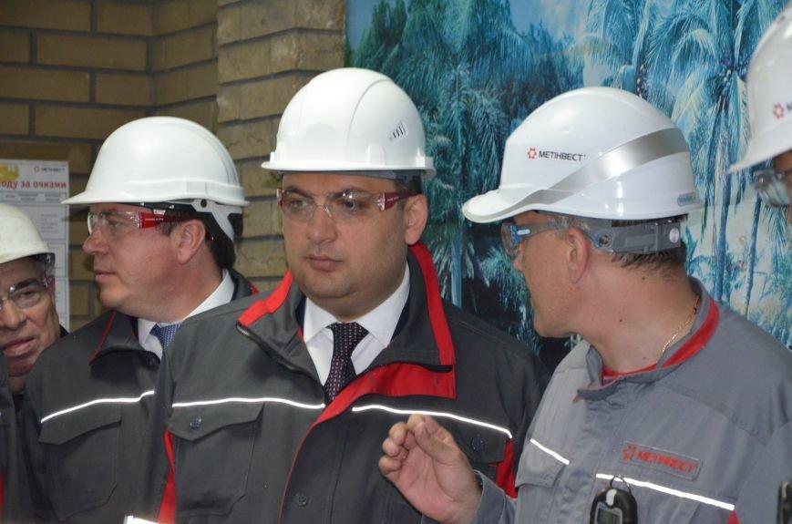 Премьер-министр в Мариуполе (ФОТОПЯТНИЦА), фото-32