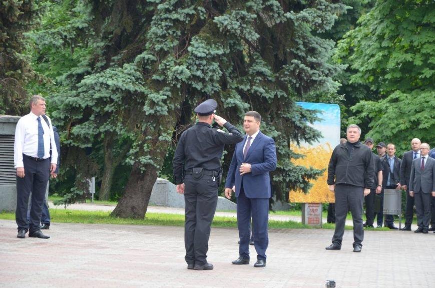 Премьер-министр в Мариуполе (ФОТОПЯТНИЦА), фото-5