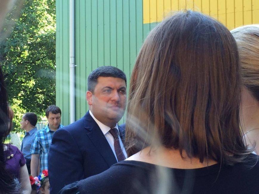 Премьер-министр в Мариуполе (ФОТОПЯТНИЦА), фото-47