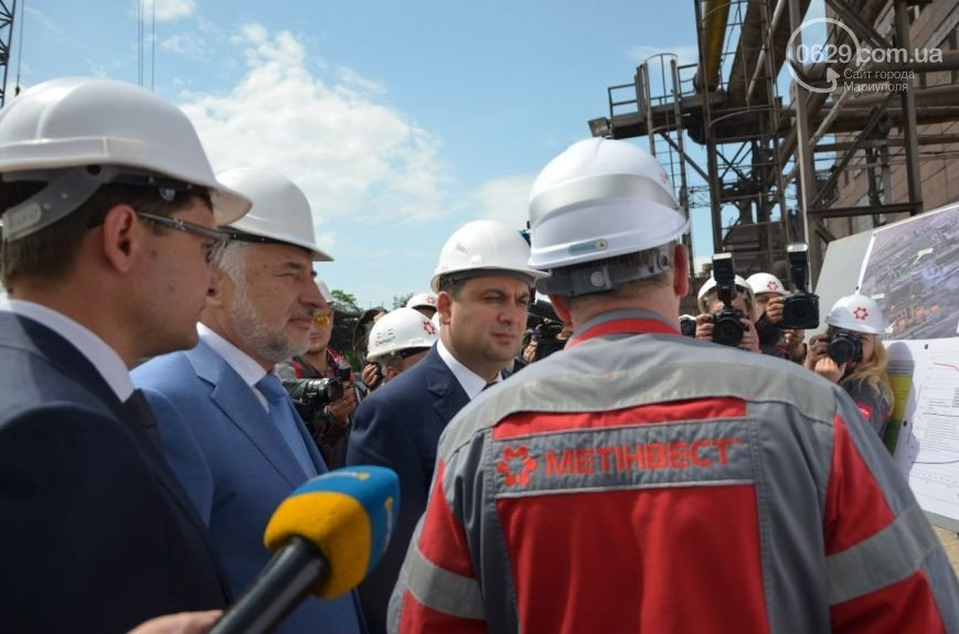 Премьер-министр в Мариуполе (ФОТОПЯТНИЦА), фото-36