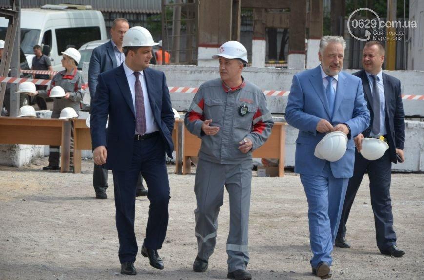 Премьер-министр в Мариуполе (ФОТОПЯТНИЦА), фото-39