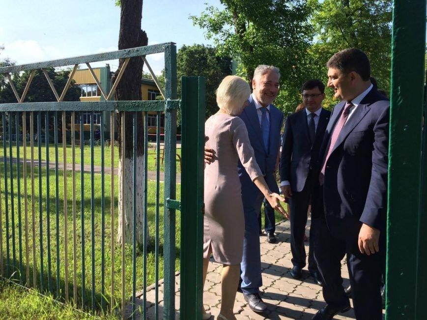 Премьер-министр в Мариуполе (ФОТОПЯТНИЦА), фото-52