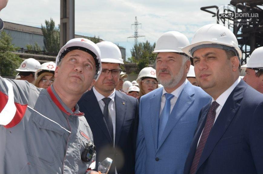 Премьер-министр в Мариуполе (ФОТОПЯТНИЦА), фото-38