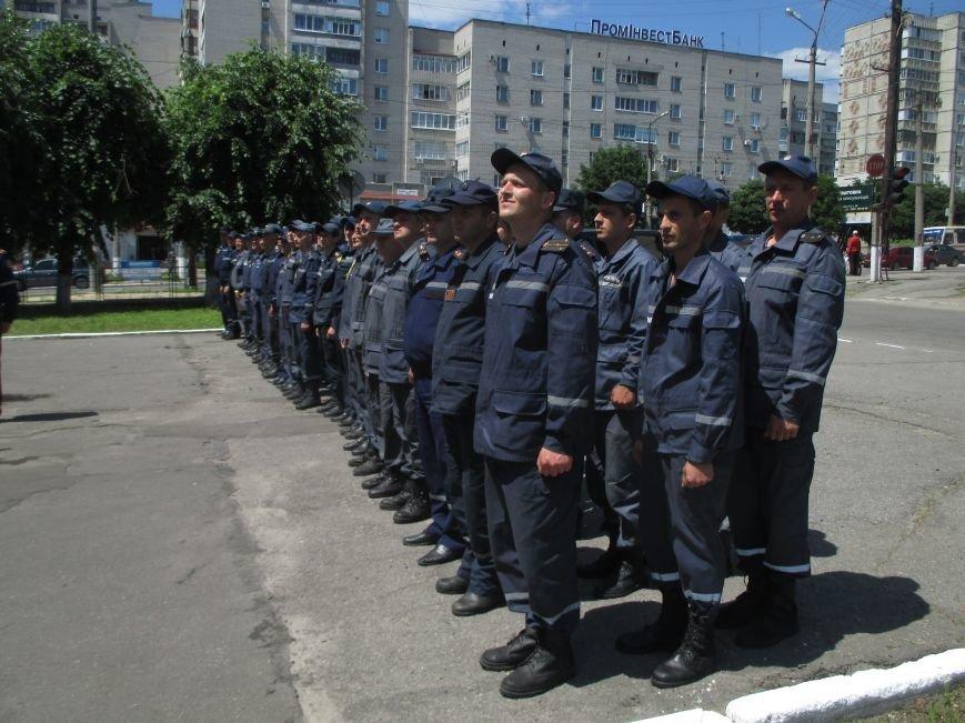Як у Кременчуці пожежники з усієї області рятували з диму і вогню «постраждалих», фото-5