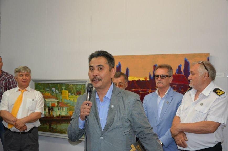 В Мариуполе открылся Мемориал Архипа Куинджи (ФОТО+ВИДЕО), фото-26