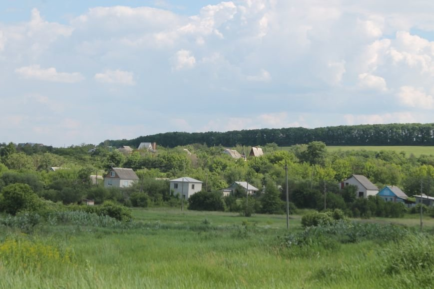 """У Пришибі відбулось відкриття меморіалу загиблим над Слов'янськом льотчикам """"Скорботний янгол"""", фото-20"""