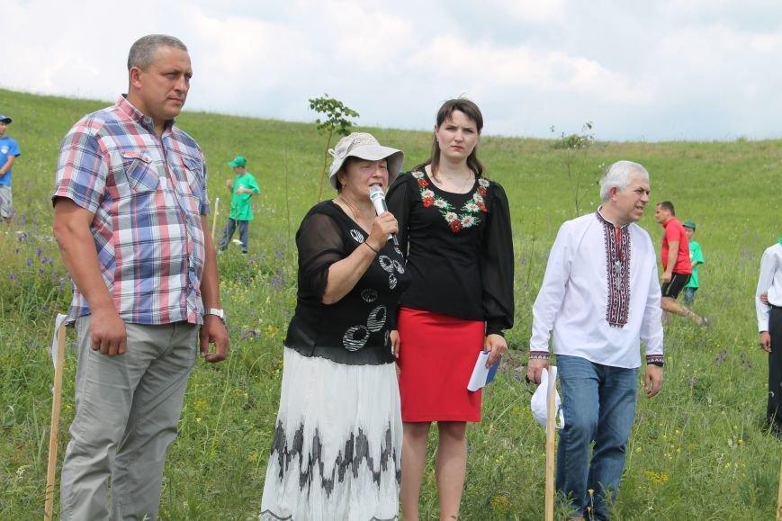 """У Пришибі відбулось відкриття меморіалу загиблим над Слов'янськом льотчикам """"Скорботний янгол"""", фото-6"""