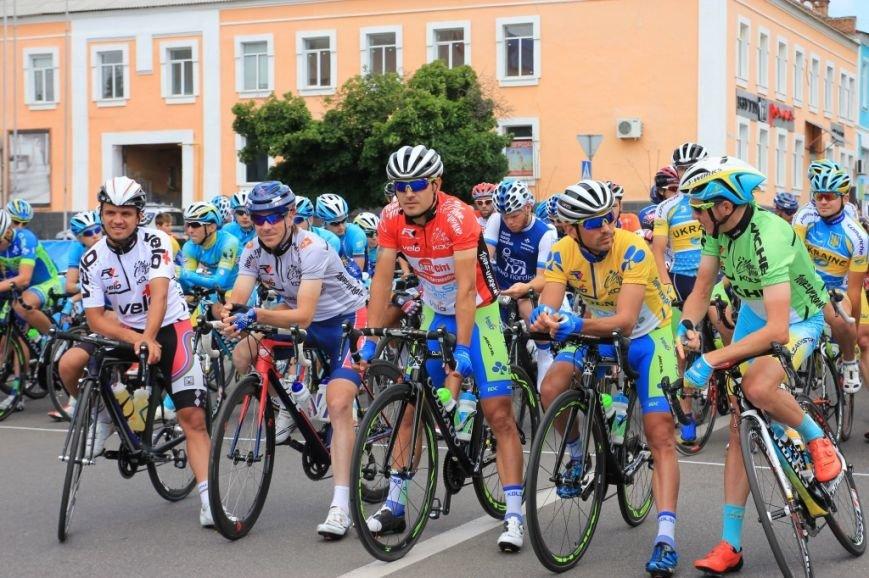 Білою Церквою прокотилася велогонка, фото-1