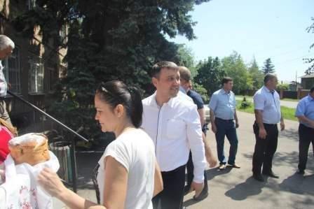 Делегация из Литвы посетила мариупольскую Сартану, фото-1