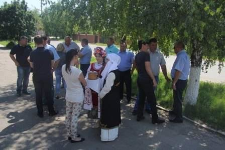 Делегация из Литвы посетила мариупольскую Сартану, фото-3