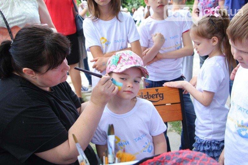 У Кременчуці діти військових АТО створили для свої татусів надзвичайні обереги, фото-3