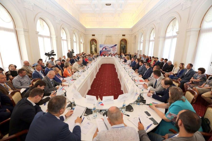 Аксёнов поддержал предложение Матвиенко придать Ливадийскому форуму более высокий международный статус (ФОТО), фото-3