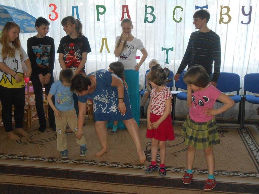 Православная молодёжь Доброполья подарила детям приюта праздник доброты, фото-1