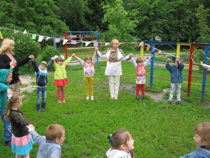 В ДНЗ №36 «Пролисок» отметили Международний день защиты детей, фото-6