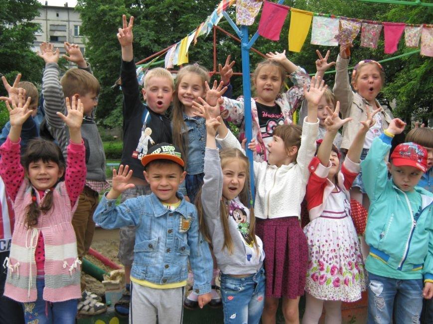 В ДНЗ №36 «Пролисок» отметили Международний день защиты детей, фото-5