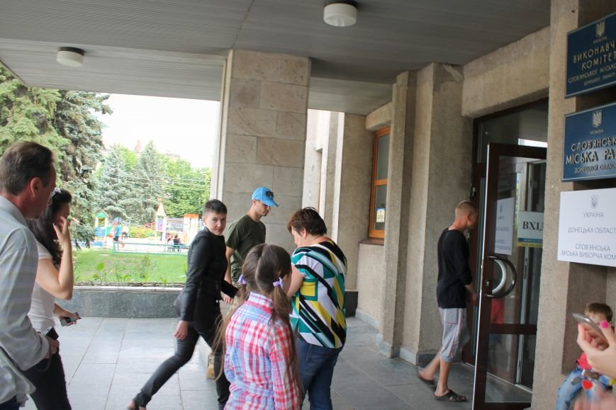 Надежда Савченко приехала в Славянск (ВИДЕО), фото-4