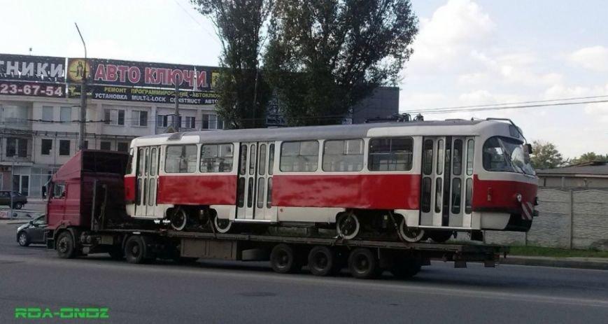 В Каменское после капремонта вернулся первый трамвай Tatra T3SU, фото-4