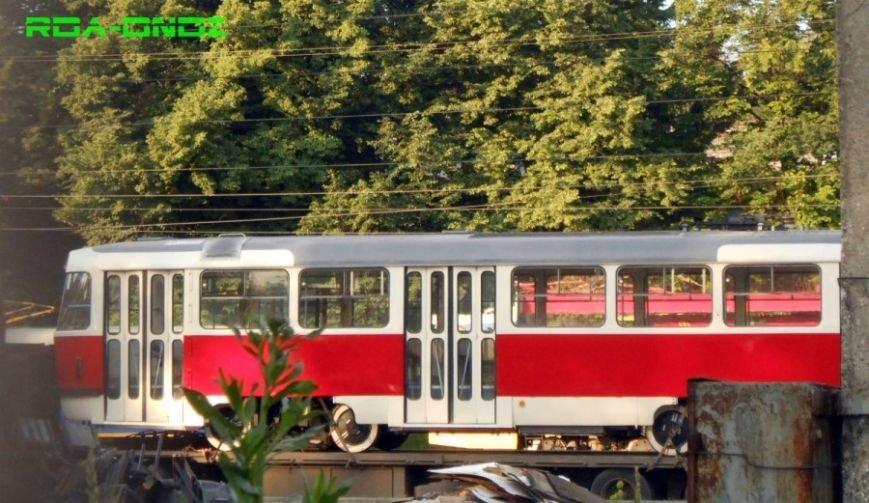 В Каменское после капремонта вернулся первый трамвай Tatra T3SU, фото-3