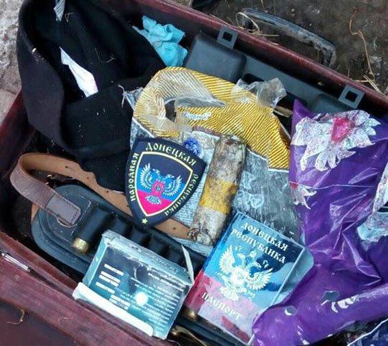 Задержанный в Александровском районе боевик дает показания, фото-1