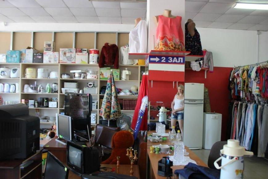 """В луганских магазинах """"Выкуп"""" торгуют отжатыми вещами из брошенных квартир (ФОТО), фото-4"""