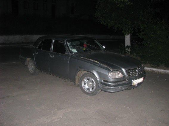 На Рівненщині п'яний водій збив пішохода, фото-1