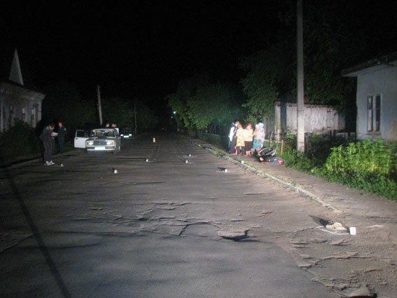 На Рівненщині п'яний водій збив пішохода, фото-2