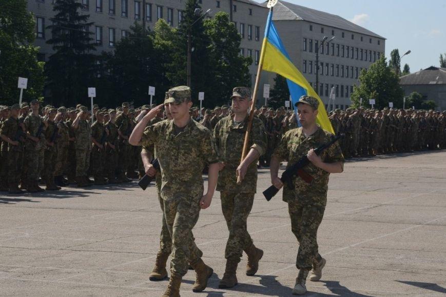 Полторы тысячи призывников приняли присягу в Черниговской области, фото-3