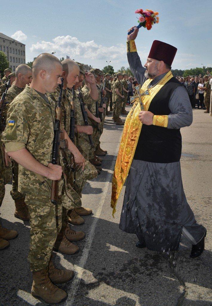 Полторы тысячи призывников приняли присягу в Черниговской области, фото-11
