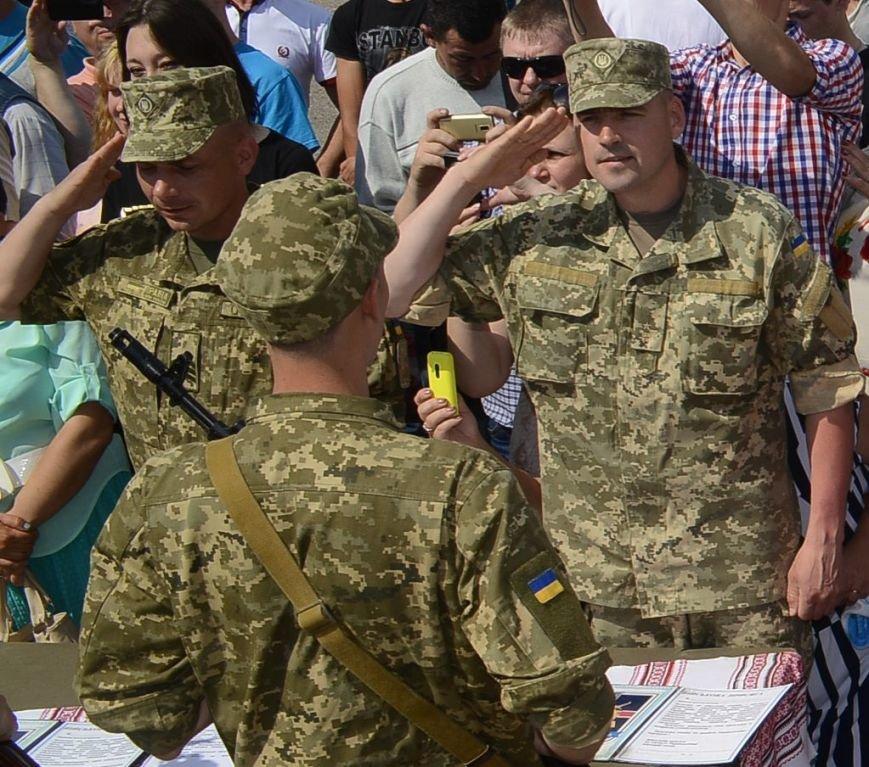 Полторы тысячи призывников приняли присягу в Черниговской области, фото-8