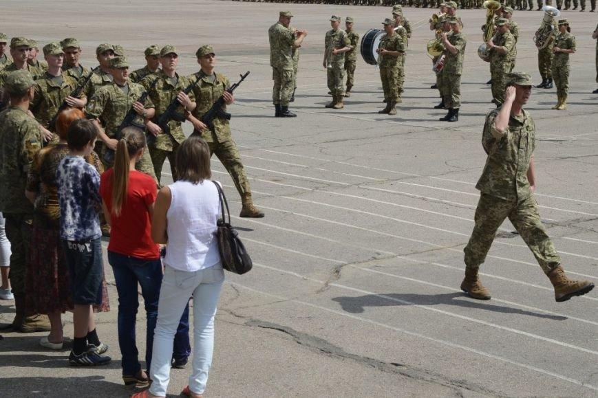 Полторы тысячи призывников приняли присягу в Черниговской области, фото-1