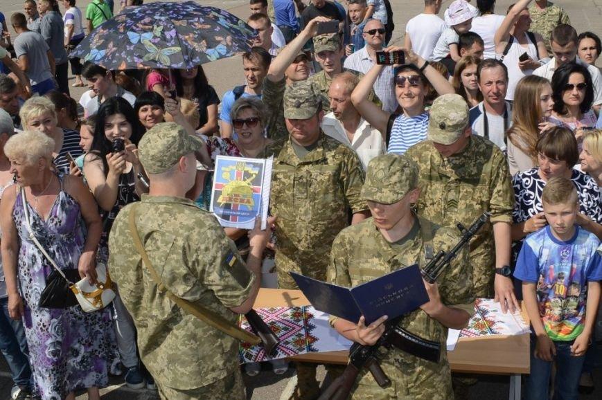 Полторы тысячи призывников приняли присягу в Черниговской области, фото-6