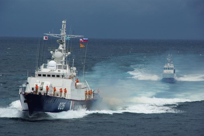 В акватории залива Исикари финишировало совместное российско-японское тактическое учение, фото-2