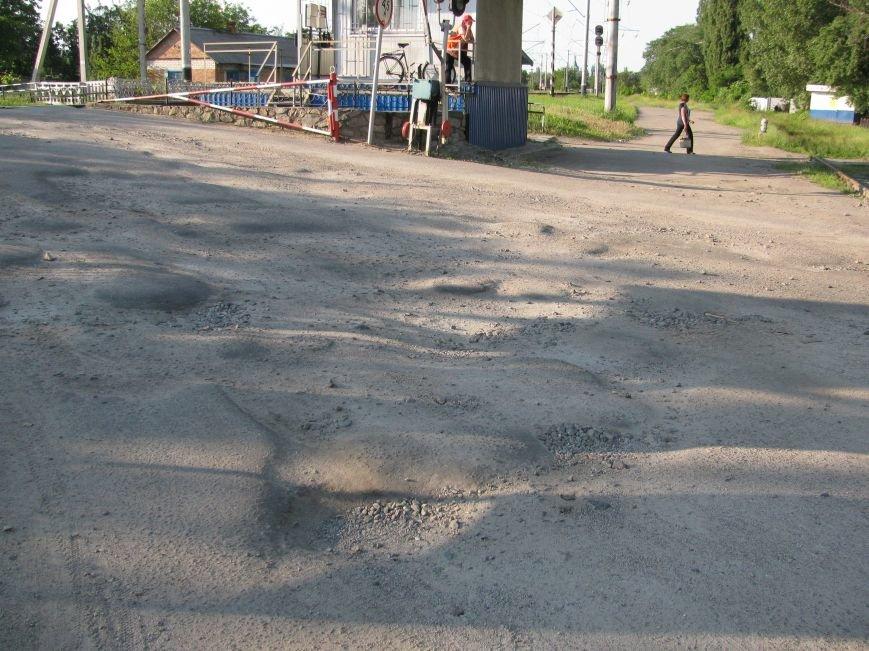Окраины Кременчуга: чтобы проехать по Крюкову, водители вынуждены разбивать бордюры и нарушать ПДД (ФОТО), фото-10
