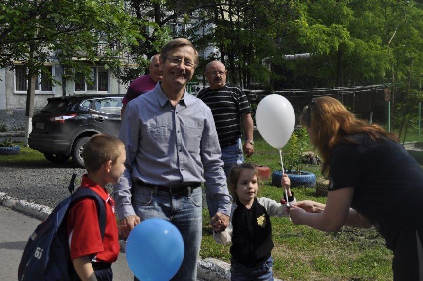 Новошахтинск присоединился к празднованию Дня соседей, фото-4