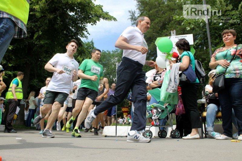 «Зеленый марафон» в Ростове собрал рекордные 3000 участников, фото-1