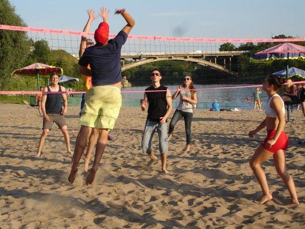 У Білій Церкві пройдуть змагання з пляжного волейболу, фото-2
