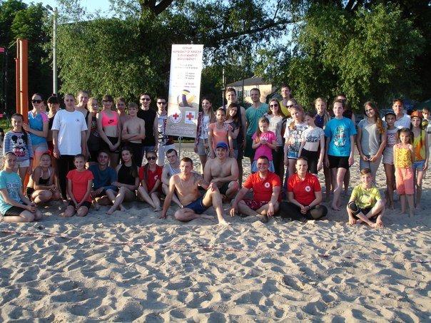 У Білій Церкві пройдуть змагання з пляжного волейболу, фото-1