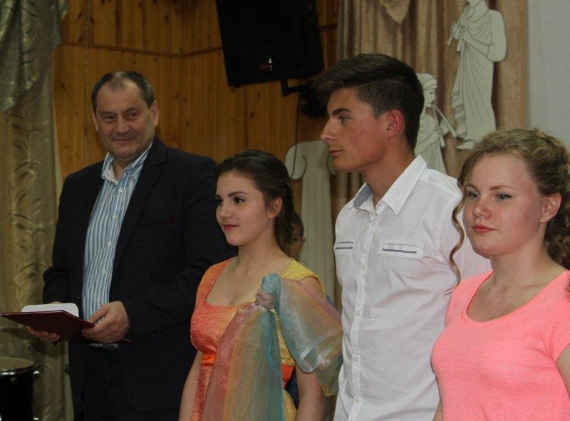 «Звёзды детского дома» встретили Министра внутренних дел Коми, фото-1
