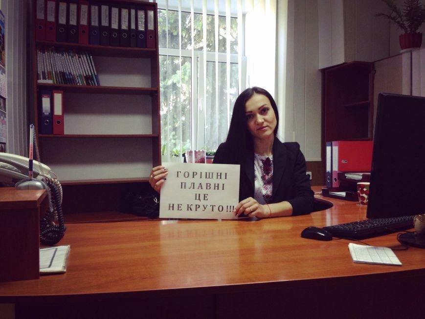 Жители Комсомольска организовали флеш-моб, чтобы выразить свой протест новому названию города (ФОТО), фото-4