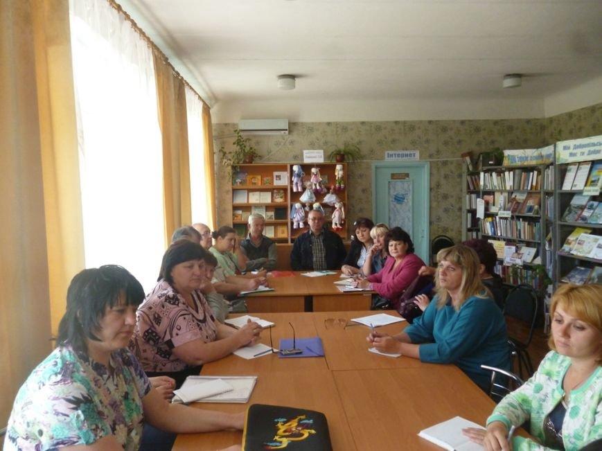 Клубные учреждения Добропольского района подвели итоги работы, фото-1
