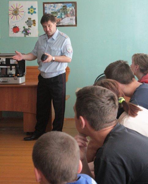 МВД по Республике Коми провело встречу с несовершеннолетними правонарушителями, фото-1