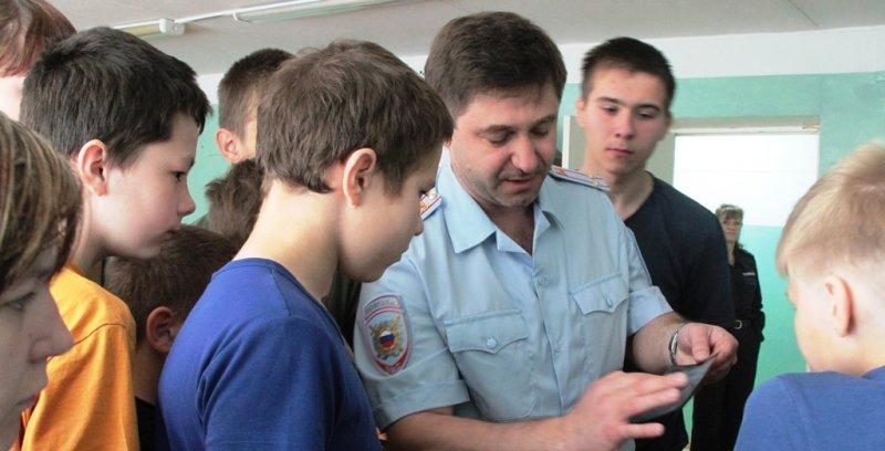 МВД по Республике Коми провело встречу с несовершеннолетними правонарушителями, фото-2