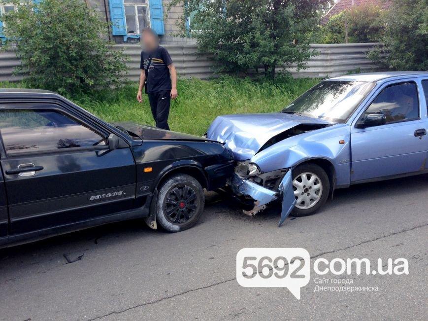 ДТП в Каменском: пьяный водитель устроил лобовое столкновение, фото-3