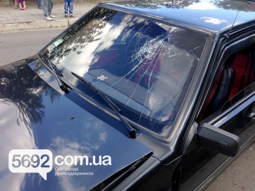 ДТП в Каменском: пьяный водитель устроил лобовое столкновение, фото-5