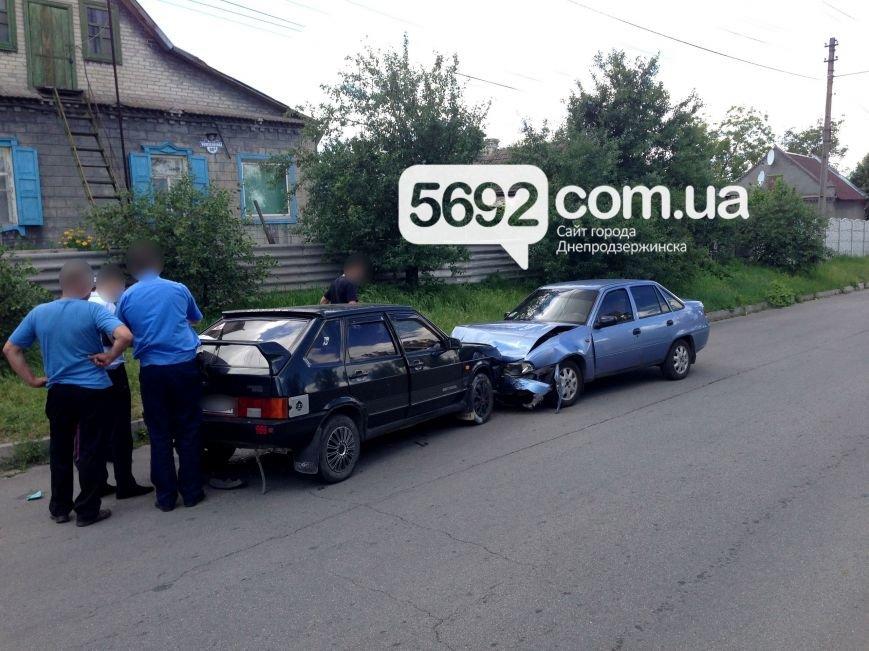 ДТП в Каменском: пьяный водитель устроил лобовое столкновение, фото-6