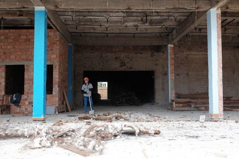 У Чернівцях реставрують кінотеатр Миколайчука(ФОТО), фото-11