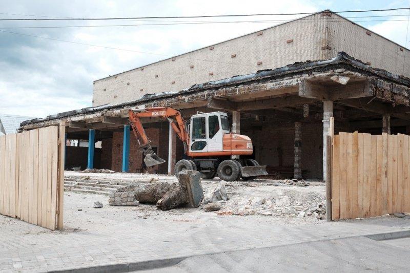 У Чернівцях реставрують кінотеатр Миколайчука(ФОТО), фото-8